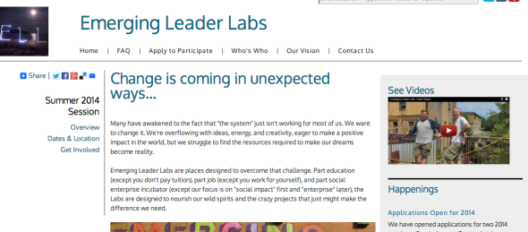 emerging leader labs