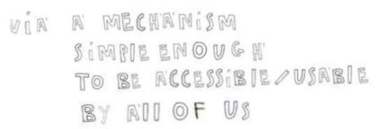 qr mechanism simple