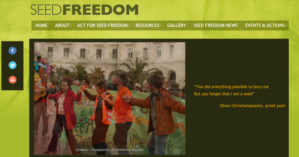 seed freedom site