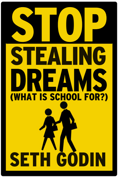 stop stealing dreams image