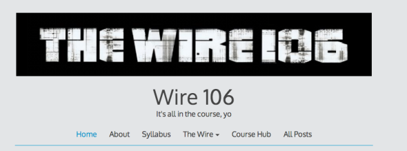 the wire 106