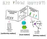 app flow output graphic