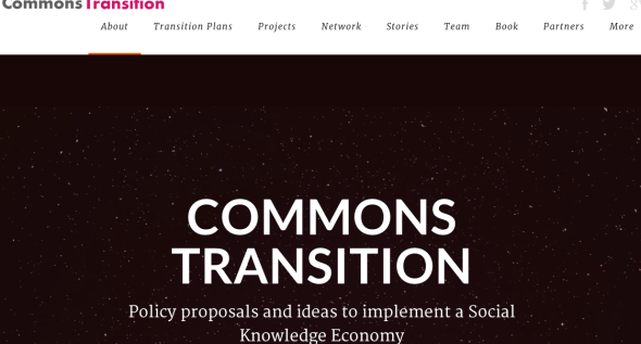 commons transition site