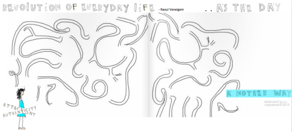 revolution of everyday life graphic