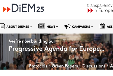 Image result for diem25
