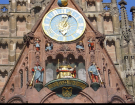nuremberg clock